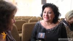 Գրողն ու իր իրականությունը. Անուշ Նագաշյան