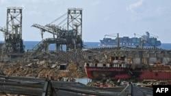 انفجار در حدود سه هزار تن نیترات آمونیم در بندر بیروت، پایتخت لبنان در ۱۴ مرداد ماه سال جاری دستکم ۱۹۰ کشته برجای گذاشت.