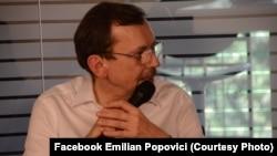 Emilian Popovici, vice president of the Society of Epidemiology