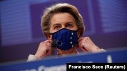 اورزلا وان دیرلن رئیس کمسیون اروپایی