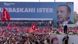 Власта на Ердоган на изборен тест