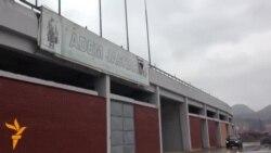 """Stadion """"Adem Jašari"""" u MItrovici pred utakmicu Kosovo - Haiti"""