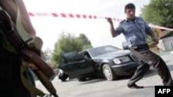 Устройство сработало в момент, когда автомашина Костоева следовала к месту работы