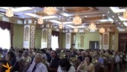 Конфронси минтақавии об дар Душанбе