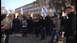 Ermənistanda pensiya aksiyaları davam edir