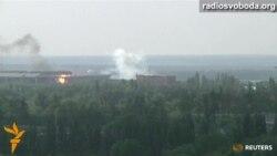 Українські військові вдалися до авіації проти бойовиків в аеропорту в Донецьку