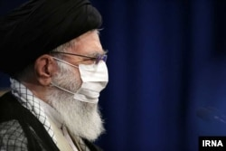 Iranian Supreme Leader Ayatollah Ali Khamenei -- who has his own, U.S.-educated physician -- has banned imports of U.S. and other Western COVID-10 vaccines.
