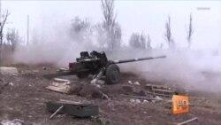 Украина - обстрелы Донбасса и новый кабинет Министров