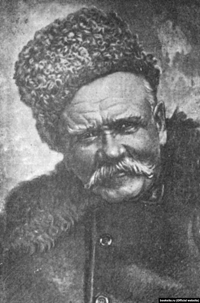 Володимир Гіляровський у похилому віці