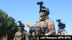 ავღანეთის უშიშროების ძალების მეომრები