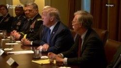 Трамп се закани со брза акција во Сирија