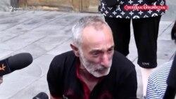 Ermənistanda aksiya: Övladlarımızı Azərbaycandan geri gətirin