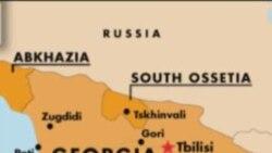 Орус-грузин жаңжалынын хронологиясы