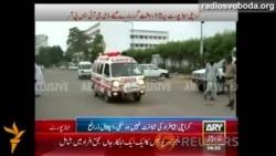 У Пакистані стався напад на аеропорт, 23 загиблих