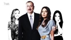 Aliyev's London property