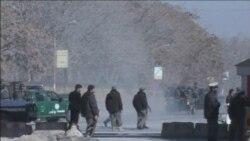 Ооганстан: Кабул шаары көзөмөл алдында