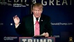 Трамп vs Клинтон: Предвыборная битва гигантов