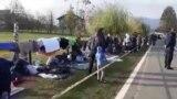 Migranti na granici BiH i Hrvatske