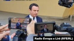 Premijer Kosova Aljbin (Albin) Kurti