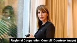 Sekretarja e Përgjithshme e Këshillit për Bashkëpunim Rajonal (RCC), Majlinda Bregu.