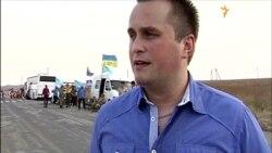 На виїзді з Криму затримали екс-депутата Севастополя