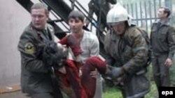 В результате пожара в 2005 году в Ухте погибли 25 человек