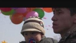 В Алматы не позволили праздновать Наурыз