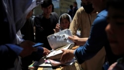 Kabul: Tuga na 'groblju mučenika'