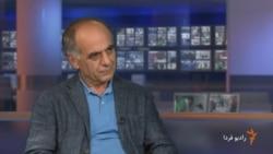 صادق صبا در گفتوگو با نیوشا بقراطی از برنامه جدیدش در رادیو فردا میگوید
