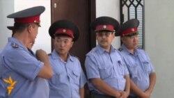 Бишкек: акция у посольства Республики Беларусь