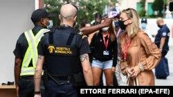 Măsuri de protecție la Festivalul de Film de la Veneția
