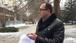 Николай Полозов был задержан ФСБ в Симферополе