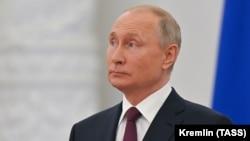 Россия президенти Владимир Путин