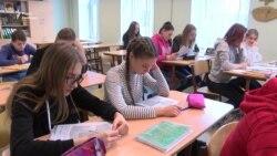 МЗС Росії запідозрили у фінансуванні протестів проти латиської як єдиної мови в школах Латвії (відео)