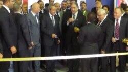 اربيل:معرض للمنتجات المصرية
