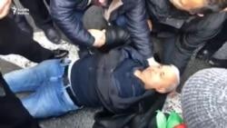 Polis müxalifət partiyaları Xocalı Abidəsinə niyə buraxmadı?