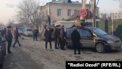 Таксиҳои масири Хуҷанд - Душанбе