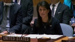 Haley: North Korea's Kim 'Begging For War'