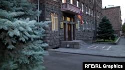 Ազգային անվտանգության ծառայության շենքը Երևանում, արխիվ