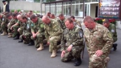 Півсотні бійців «Дніпра-1» отримали полкові нагороди – лицарські хрести доблесті