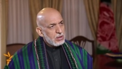 Karzai Says International Forces 'Supported Violence In Afghanistan'