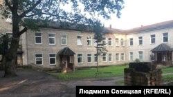 Инфекционное отделение в Невеле