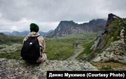Ергаки, природный парк в Красноярском крае (рядом с границей Хакасии)