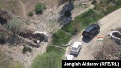 درگیریها اخیر در امتداد مرز و در پی اختلاف بر سر یک مرکز توزیع آب روی داد.