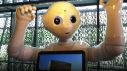 Роботы водят экскурсии по музеям Вашингтона