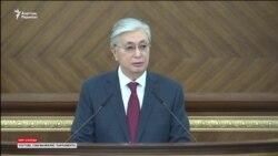 Назарбаев ұсынған сценарий. Нығматулин - спикер, Мамин - премьер
