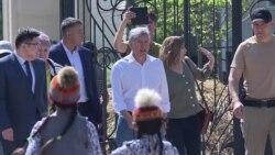 Экс-президент Кыргызстана Атамбаев отправился с визитом в Москву