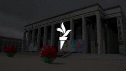 Як у Палацы Рэспублікі прымусова зьбіралі подпісы за Лукашэнку.