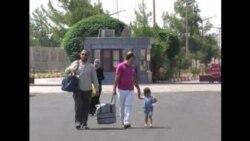 Sirijske izbjeglice traže utočište u Turskoj