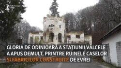 VIDEO Trafic cu pietrele funerare din cimitirele evreiești abandonate